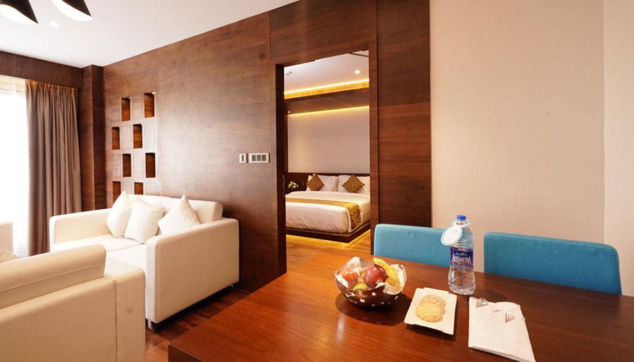 Coral Isle Best Luxury Hotel in Kochi