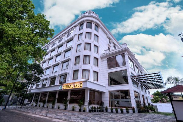 Coral Isle Hotel Kochi