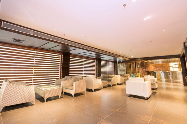 Coral Isle Hotel in Kochi