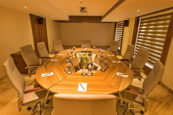 Coral Isle Hotel with Meeting Room Kochi