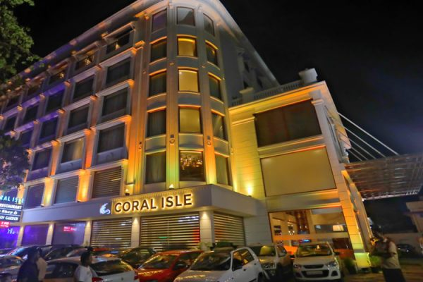 Coral Isle Hotel Building
