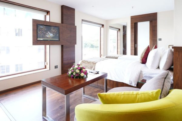 Coral Isle Kochi - Bedroom