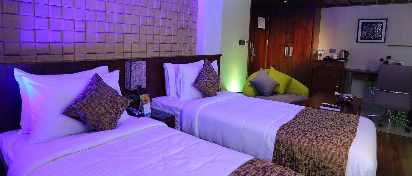 Coral Isle Bedroom Kochi