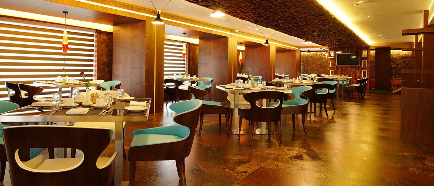 Coral Isle Dining Kochi