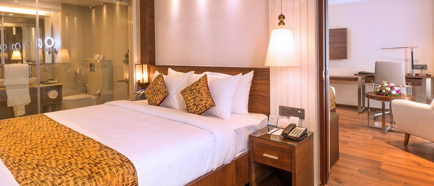 Coral Isle Suite Room