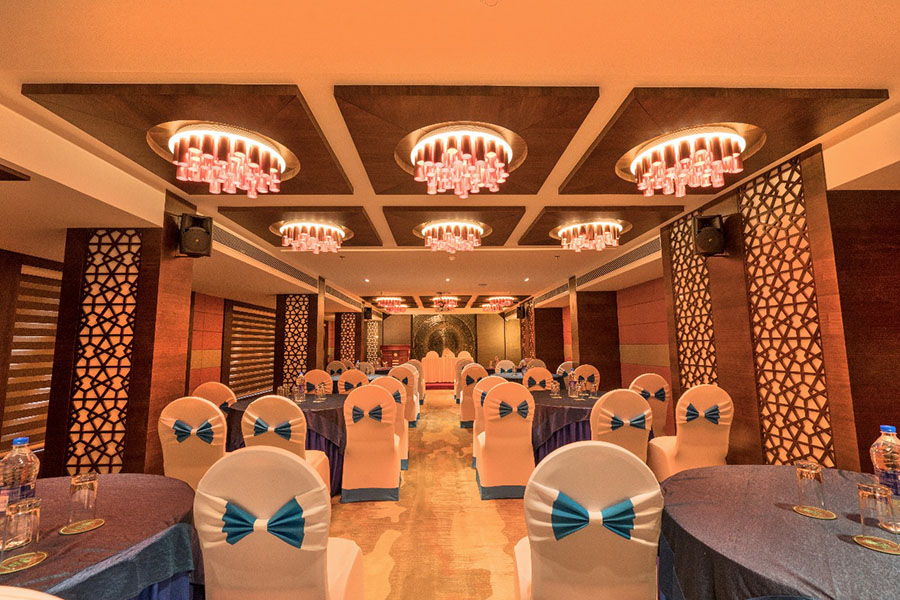 Coral Isle Party Hall in Kochi