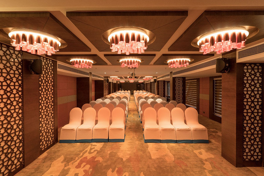 Coral Isle Banquet Hall in Kochi