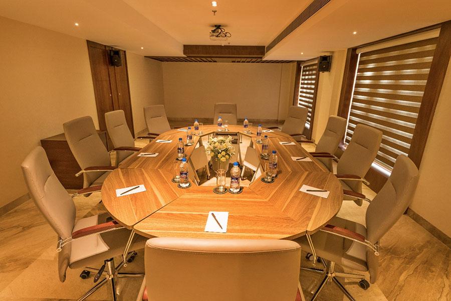 Coral Isle Board Room