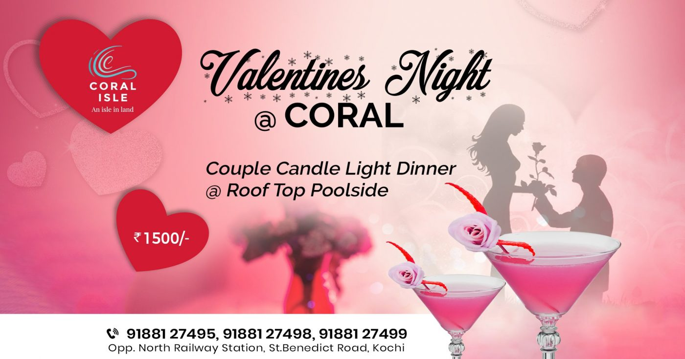 Coral Isle Valentines Night